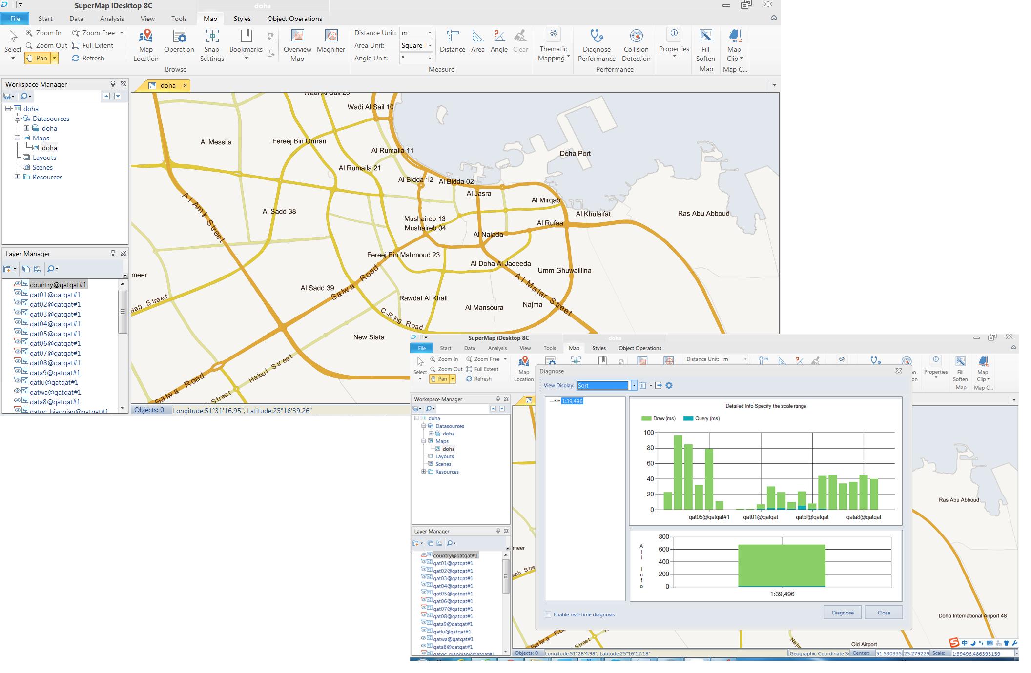SuperMap GIS 8C_GIS Platform for Client_Desktop GIS