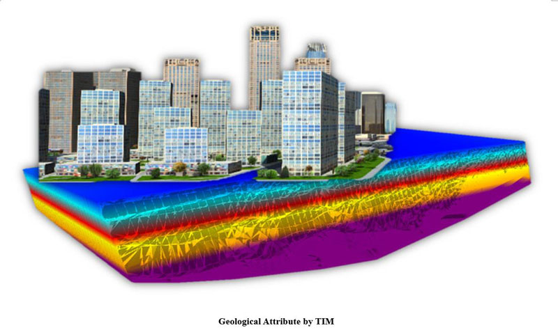 SuperMap 3D GIS Application in Land Spatial Information